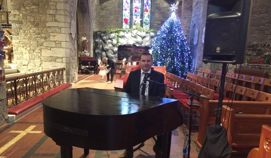 Adare Church Wedding
