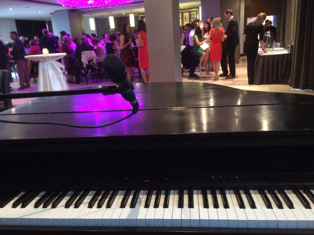 Galway Radisson piano man