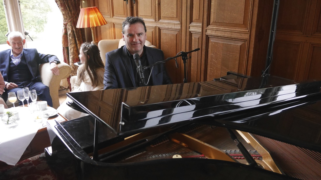 Lough Rynn Castle, Wedding Music