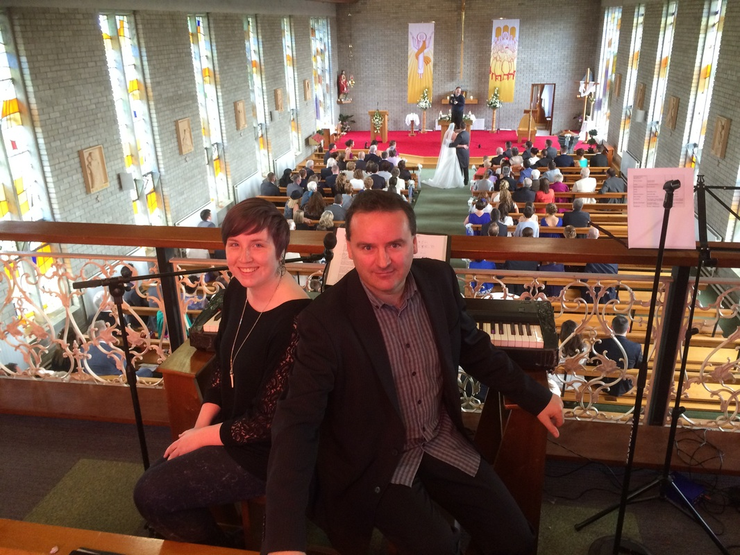 Wedding Ceremony Singer - Galway