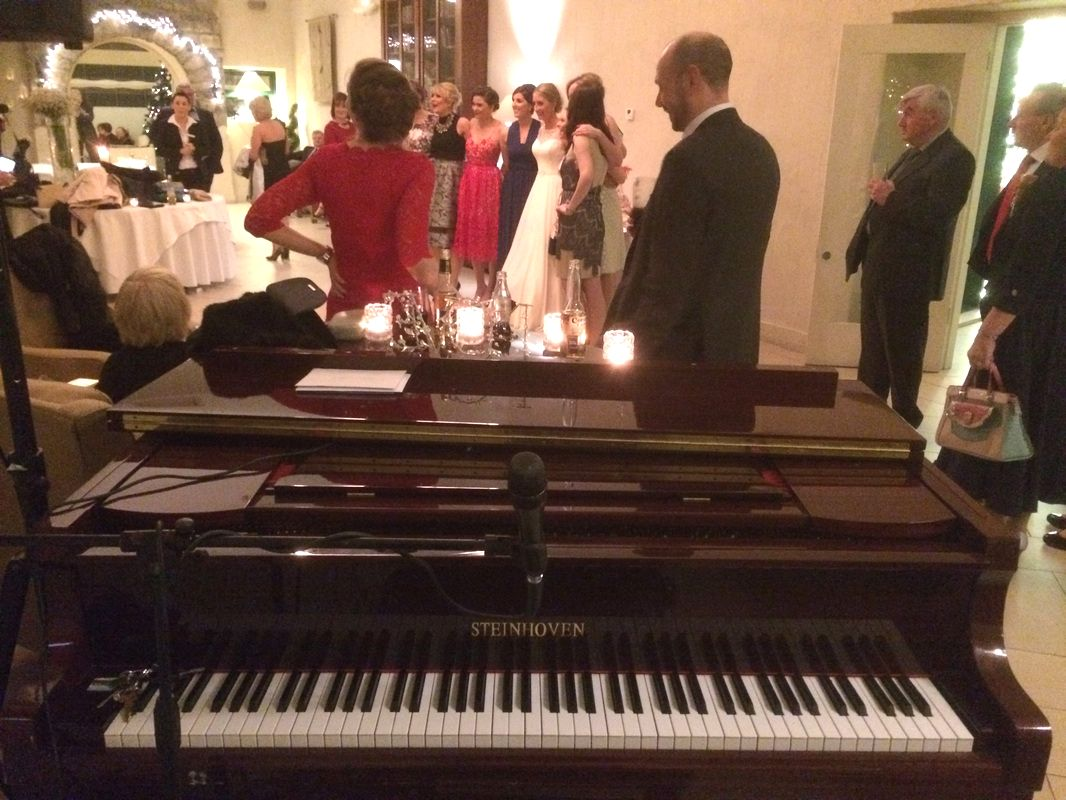Castle dargan , Wedding Music