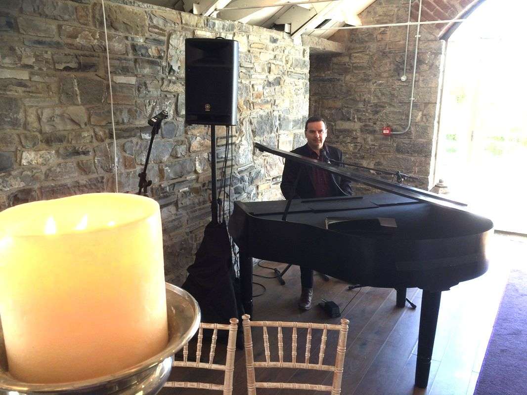 Ballymagarvey Village, Civil wedding Ceremony Music
